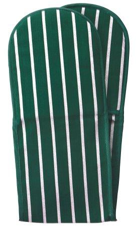 Butcher Stripe Double Oven Glove