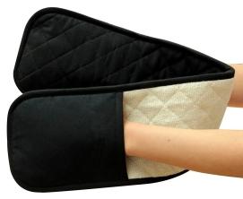 Black Double Glove