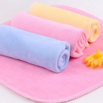 Dyed Face Towel