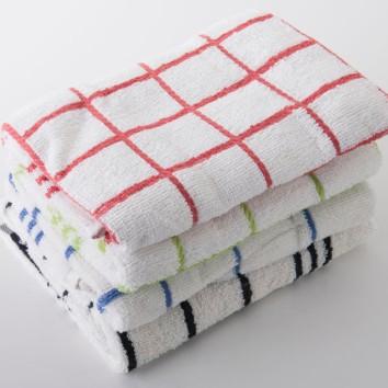 Fancy Stripe Tea Towels
