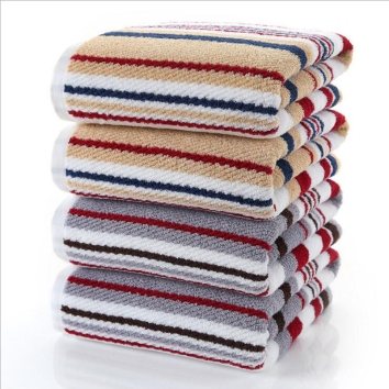 Towel-70x140cm-Colorful-Striped-Yarn-Dyed-Towels-Beach